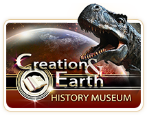 visit Creation Museum website
